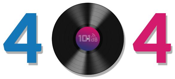 Erro 404 - 101db