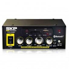 Amplificador de Som Ambiente SKP 45W USB e Bluetooth