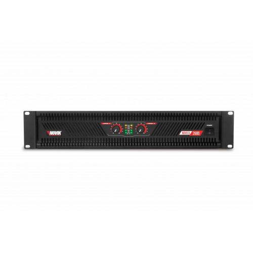 Amplificador de Potência 2400W RMS Neo Novo D 2600