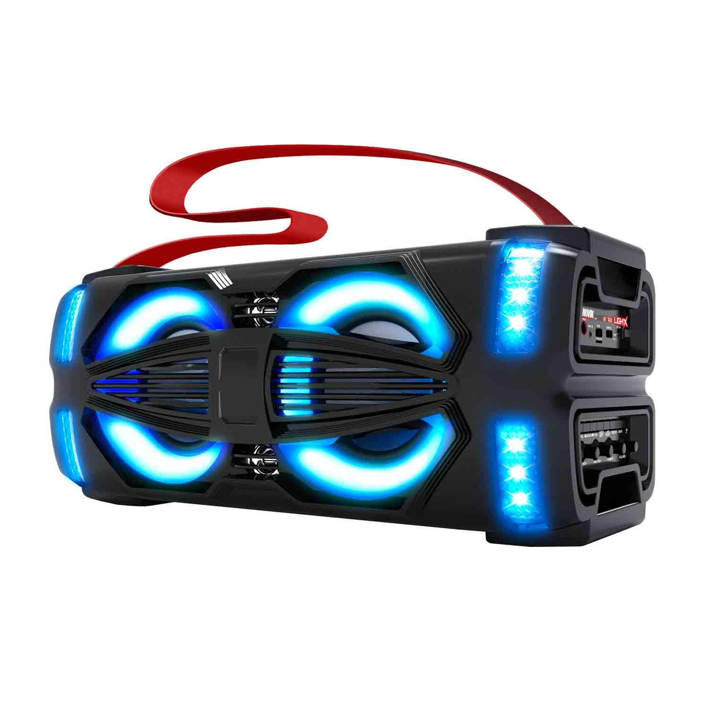 Caixa de Som Ativa Portátil Novik Neo Light X