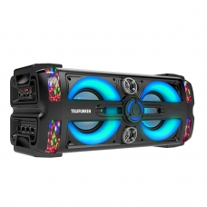 Caixa de Som Ativa Portátil Telefunken Neon 25