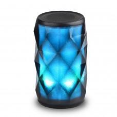 Caixa de Som Bluetooth com Iluminação e Bateria Novik Neo Aurora