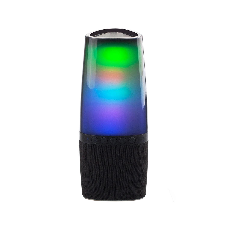 Caixa de Som Bluetooth com iluminação Telefunken Lightpulse