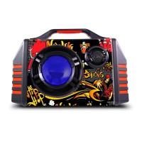 Caixa de Som Portátil Novik Neo Shock 6 II