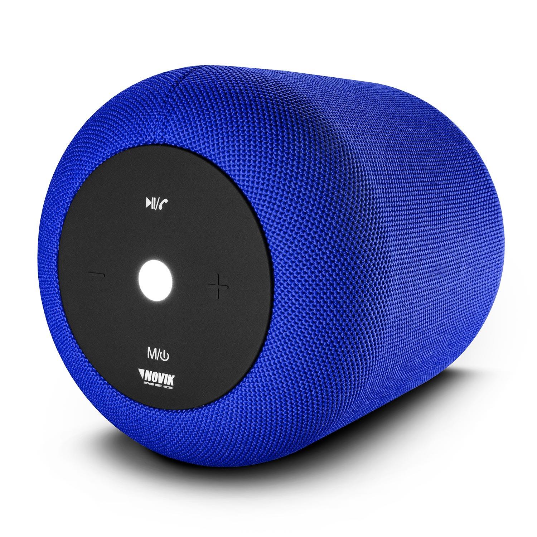 Caixa de Som Smart com Bluetooth e Bateria Novik Neo Start XL Azul