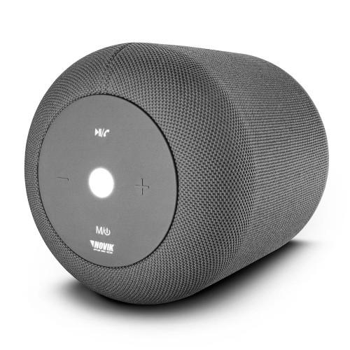 Caixa de Som Smart com Bluetooth e Bateria Novik Neo Start XL Cinza
