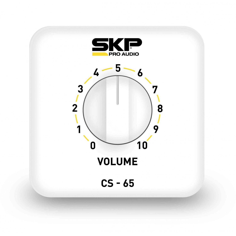 Controlador de Volume para Som Ambiente SKP CS-65 65W