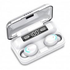 Fone de Ouvido Earbuds Bluetooth Telefunken BT H200 Branco