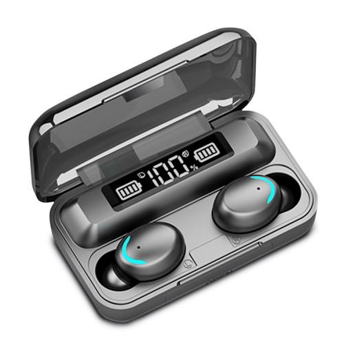 Fone de Ouvido Earbuds Bluetooth Telefunken BT H200 Preto