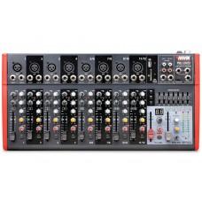 Mesa Mixer 12 Canais Novik Neo NVK 1202 Bluetooth 110V