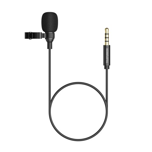 Microfone de Lapela Telefunken para Smartphone Smart Mic