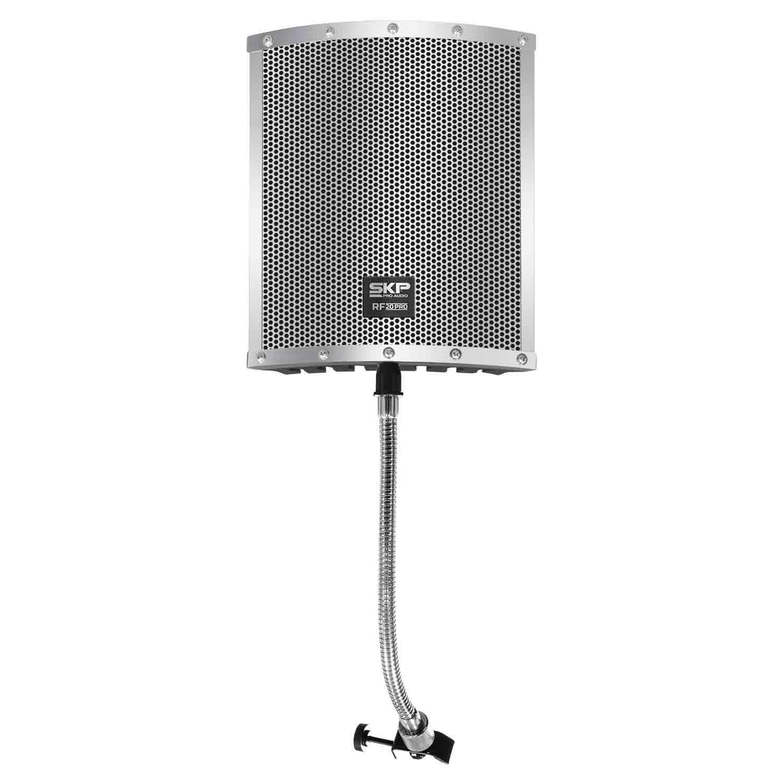 Painel Difusor Acústico para Microfone SKP RF-20PRO