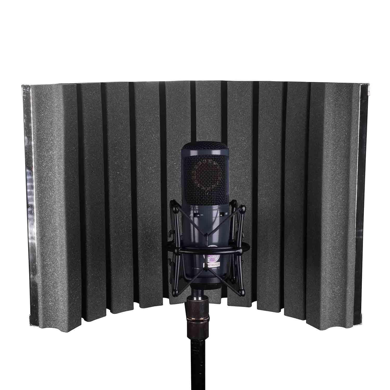 Painel Difusor Acústico para Microfone SKP RF-30STUDIO