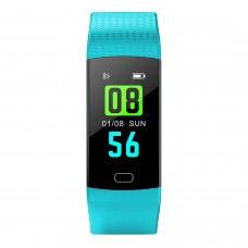 Relógio Pulseira Inteligente Targa Smartband 4 Azul Claro