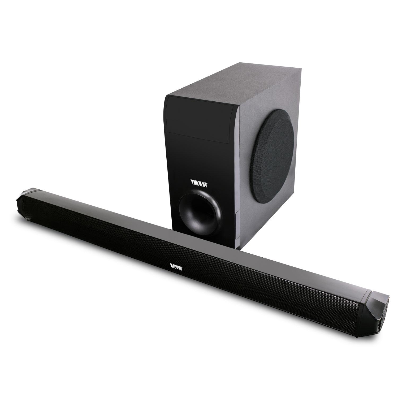 Soundbar Novik Neo 2.1 Canais Com Subwoofer e Bluetooth Infinity 8