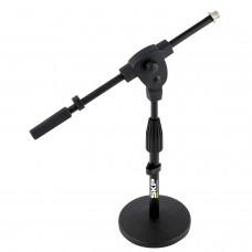 Suporte com base para microfone SKP SP 4