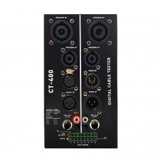Testador de Cabos de Áudio e USB SKP Connectest CT 400