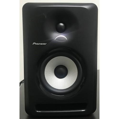 Monitor de Referência para Estúdio Pioneer S-DJ50X Preto Mostruário