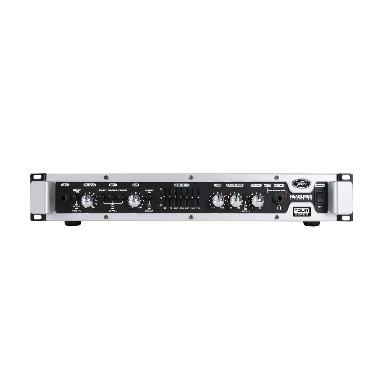 Amplificador de Contrabaixo Peavey Headliner 1000