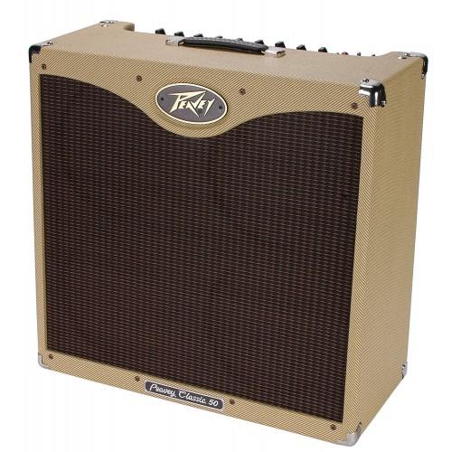 Amplificador 10 Pol 50W RMS Peavey Classic 50-410