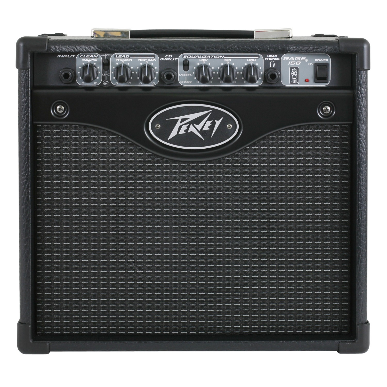 Amplificador de Guitarra 8 Pol 15W RMS Peavey RAGE 158 220V