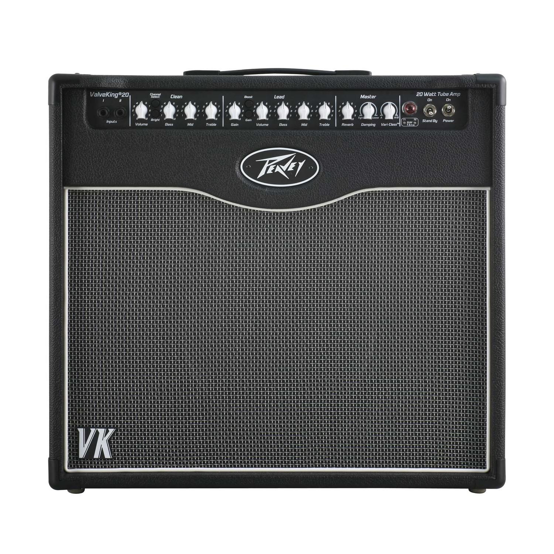 Amplificador Guitarra Valvulado Peavey ValveKing II 20