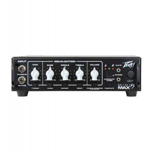 Amplificador para Baixo Peavey MiniMAX