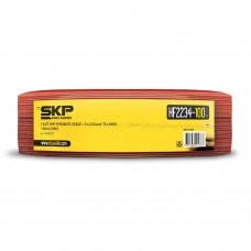Cabo flat para Caixa Acústica 100 Metros SKP HF 2234-100 Vermelho