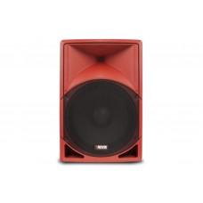 Caixa Ativa 15 Polegadas 350W Novik Neo EVO 350A USB Vermelha