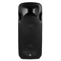 Caixa Ativa 2x 15 polegadas Pro Bass Power Bass 215