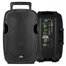 Caixa Ativa com Bateria Pro Bass Underground 15