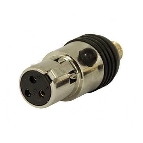 Conector 3 Pinos Mini XLR SKP A3 AKG