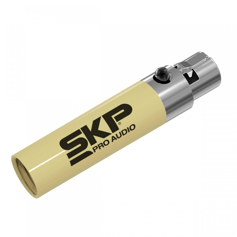 Plug Adaptador P2 / XLR Fêmea SKP HC1SHU