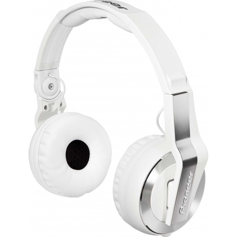 Fone de ouvido Pioneer HDJ 500 Branco Mostruário