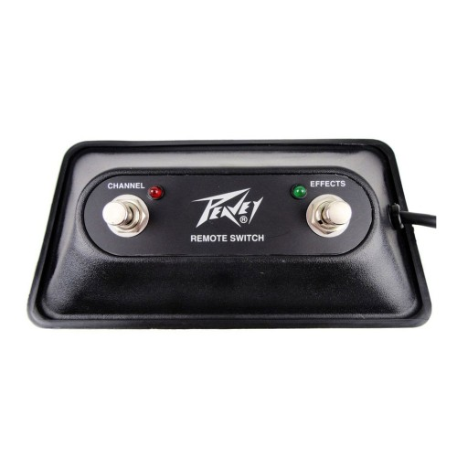 Footswitch Peavey 6505