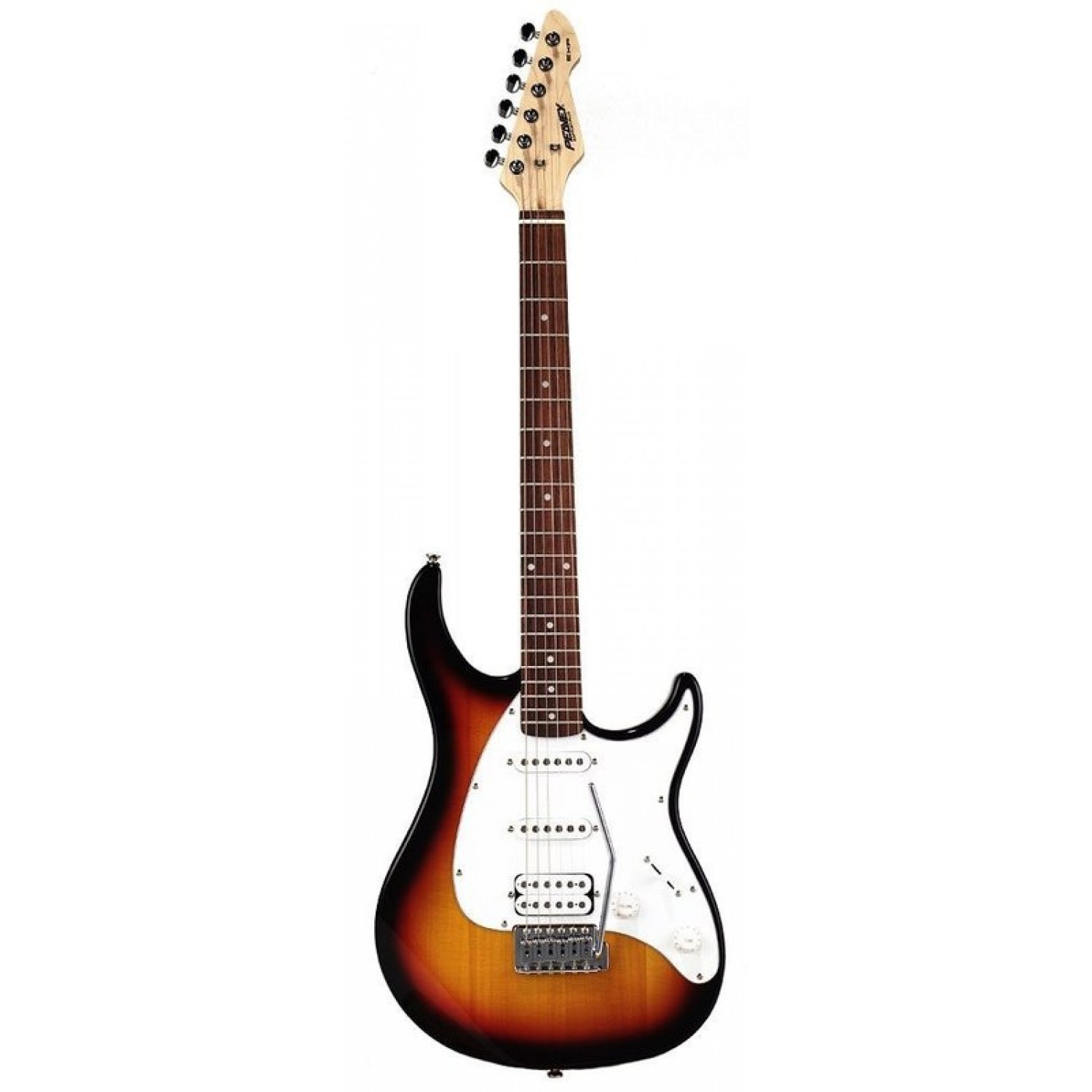 Guitarra Peavey Raptor SSH Marrom Sunburst