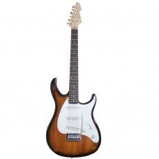 Guitarra Peavey Raptor SSS Tobacco Sunburst