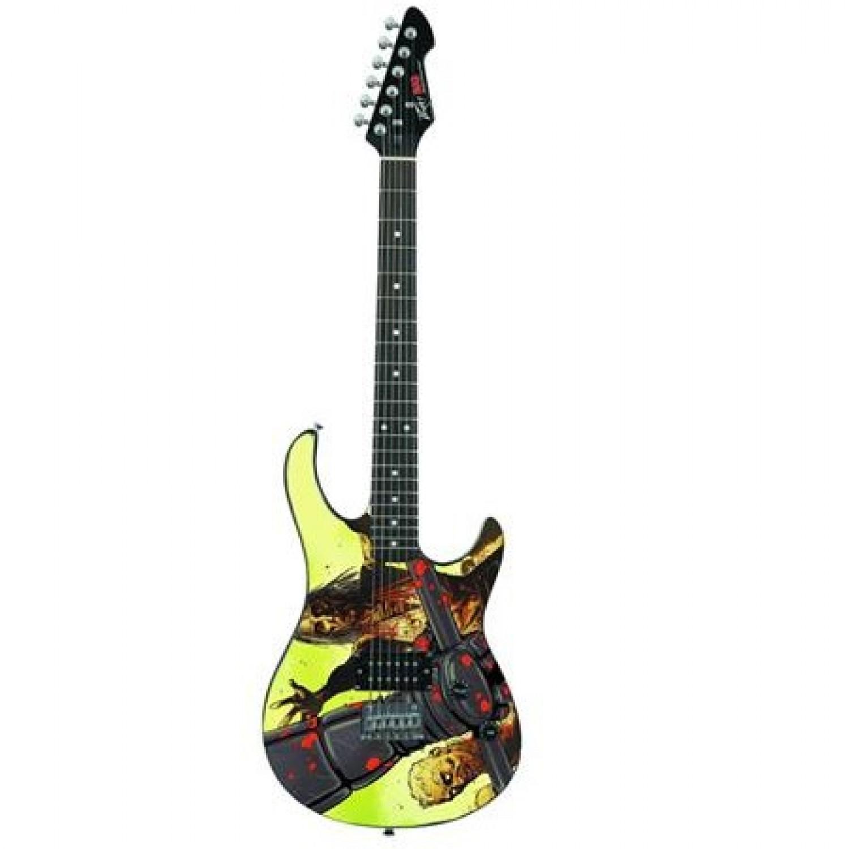 Guitarra Rock Master Peavey Walking Dead Riot
