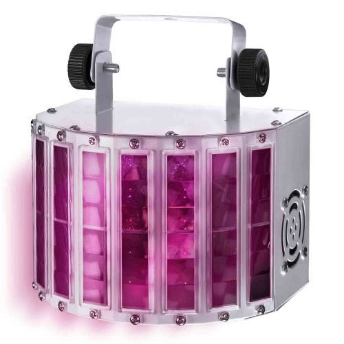 Iluminação Dj Efeito Derby em LED Magic X3 SKP Pro Light