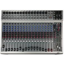 Mesa de som 20 canais Peavey PV20 com USB