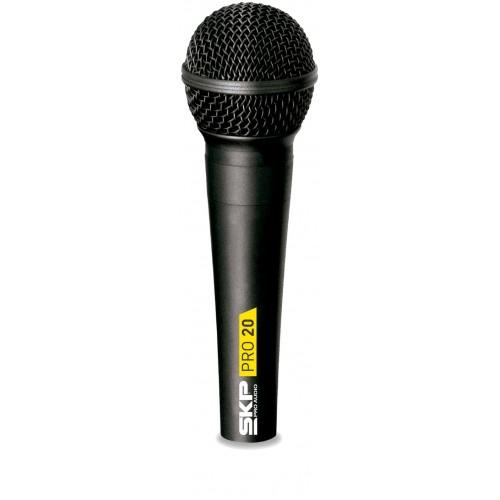 Microfone com Fio SKP PRO 20