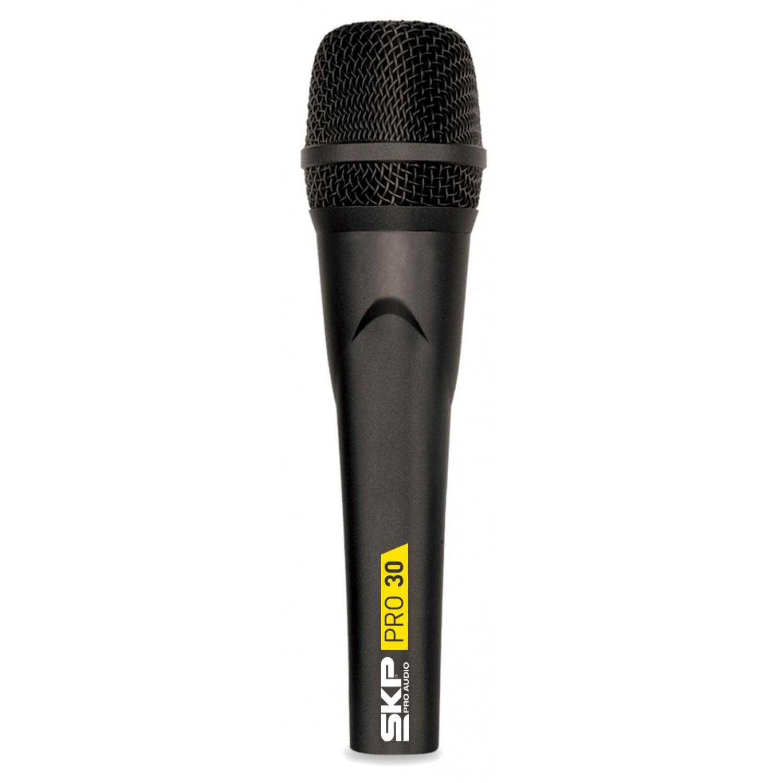 Microfone com Fio SKP PRO 30