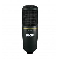 Microfone Condensador para Estúdio SKP SKS 220
