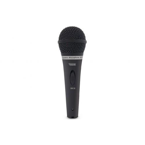 Microfone Profissional Dinâmico Novik Neo FNK 30