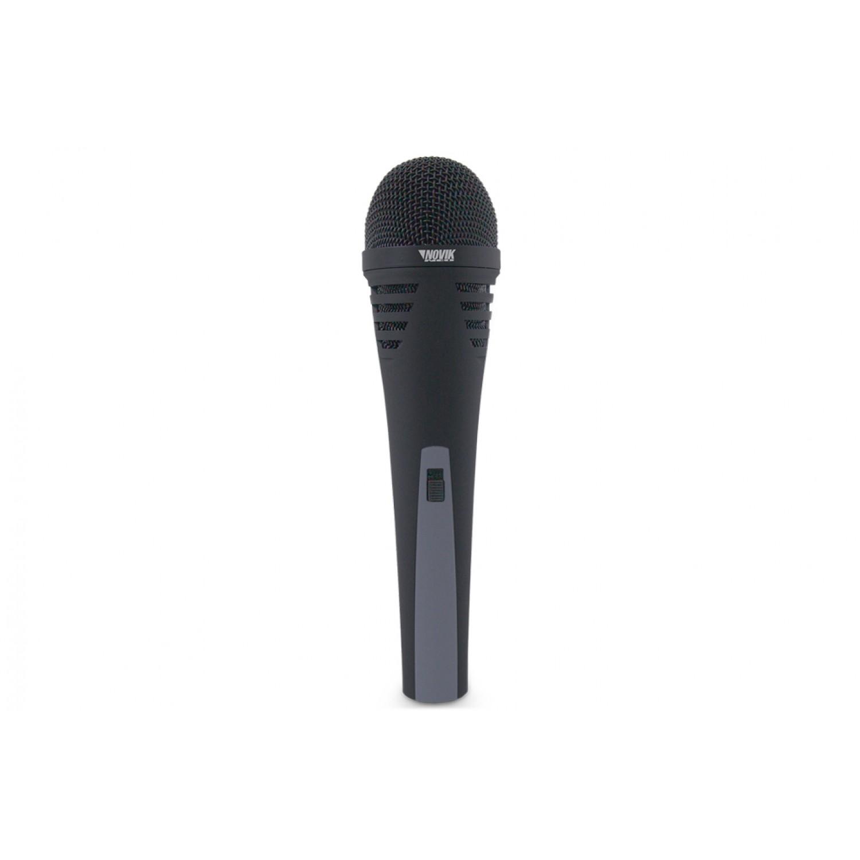 Microfone Profissional Dinâmico Novik Neo FNK 40 XLR
