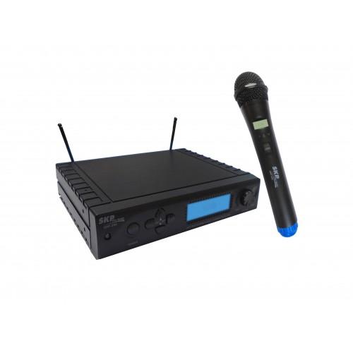 Sistema sem Fio SKP UHF 295 110V