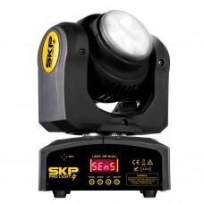 Mini Moving Head Beam LEDX 2B Dual LED SKP Pro Light
