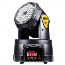 Mini Moving Head Wash LEDX W1 SKP Pro Light