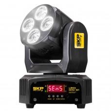 Mini Moving Head Wash LEDX Mini W1 SKP Pro Light