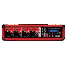 Mesa de som amplificada 4 Canais Novik Neo NVK 4300 BT